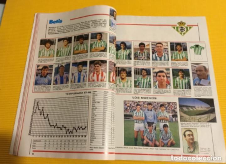 Coleccionismo deportivo: Revista futgol álbum de la liga 88 89 - Foto 4 - 117173027