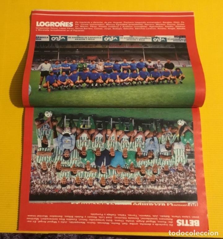 Coleccionismo deportivo: Revista futgol álbum de la liga 88 89 - Foto 7 - 117173027