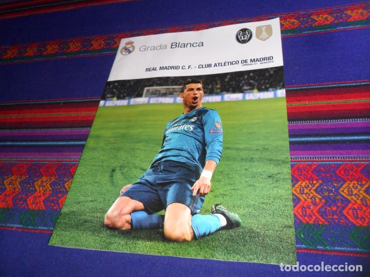 Poster Chilena Cristiano Ronaldo Real Madrid Ju Buy Other Old