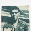 Coleccionismo deportivo: PUBLICACIÓN / REVISTA DE FÚTBOL - BARÇA - 1970, Nº 762 - ROMERO ULTIMO FICHAJE AZULGRANA. Lote 117623412