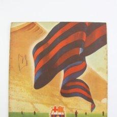 Coleccionismo deportivo: BOLETÍN CLUB DE FÚTBOL BARCELONA - MAYO DE 1954. Lote 117702614