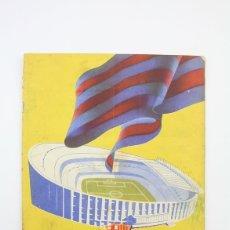 Coleccionismo deportivo: BOLETÍN CLUB DE FÚTBOL BARCELONA - Nº 15 - AÑO 1956. Lote 117702878
