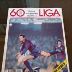 Coleccionismo deportivo: 60 AÑOS DE CAMPEONATO NACIONAL DE LIGA - FASCICULO 20 - POSTER STUTGART . Lote 118200455