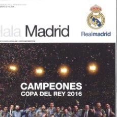 Collezionismo sportivo: HALA MADRID. 57. DICIEMBRE 2015. Lote 119512295