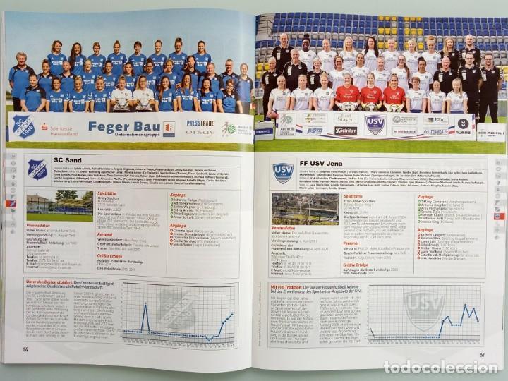 Coleccionismo deportivo: FRAUEN FUSSBALL MAGAZIN. SAISONHEFT 2017/18 - ExtraLiga / SeasonGuide.# - Foto 2 - 120571523