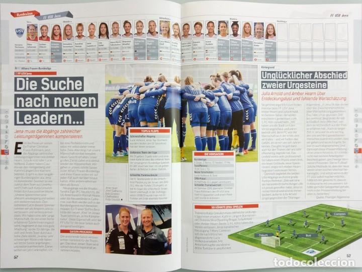 Coleccionismo deportivo: FRAUEN FUSSBALL MAGAZIN. SAISONHEFT 2017/18 - ExtraLiga / SeasonGuide.# - Foto 3 - 120571523