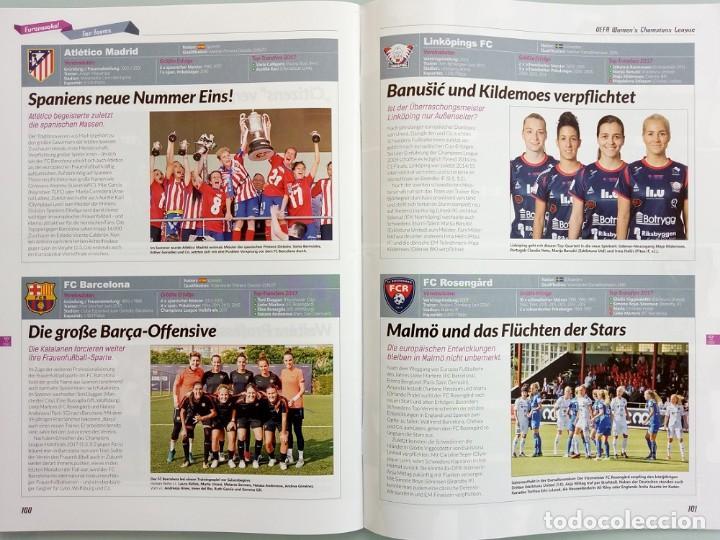 Coleccionismo deportivo: FRAUEN FUSSBALL MAGAZIN. SAISONHEFT 2017/18 - ExtraLiga / SeasonGuide.# - Foto 5 - 120571523