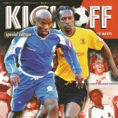 Coleccionismo deportivo: KICK-OFF - PREMIER LEAGUE GUIDE 2003/2004 SEASON - EXTRALIGA / SEASONGUIDE.#. Lote 120574887