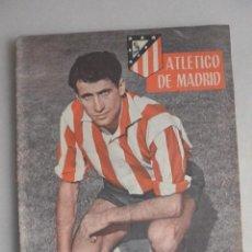 Coleccionismo deportivo: REVISTA AT. MADRID Nº 14 ENERO 1961 PEIRÓ. Lote 121110059