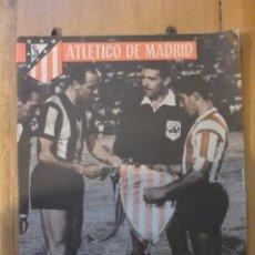 Coleccionismo deportivo: REVISTA OFICIAL ATLETICO MADRID AÑO III Nº 22 . 1961. Lote 121251435