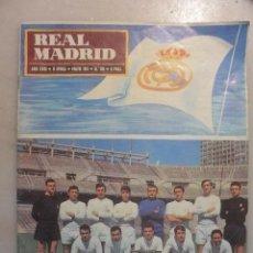 Coleccionismo deportivo: REVISTA Nº 204 REAL MADRID MAYO 1967. CAMPEON LIGA 1966-67. Lote 121251527