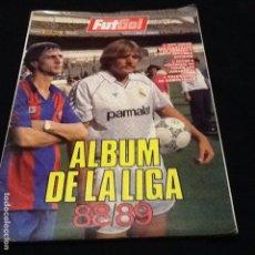 Coleccionismo deportivo: REVISTA FUTGOL ÁLBUM DE LA LIGA 88 89. Lote 121469247