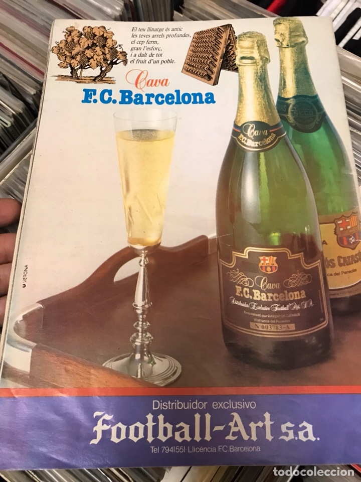 Coleccionismo deportivo: Revista la saga del barca año 1 n11 maradona - Foto 2 - 121652294
