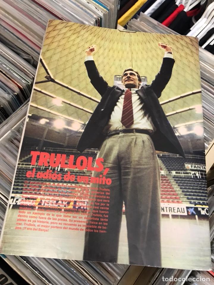 Coleccionismo deportivo: La saga del barca año 3 n15 revista futbol club barcelona - Foto 2 - 121711416