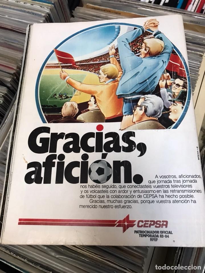 Coleccionismo deportivo: Revista don balon 447 1984 liga el athletic - Foto 6 - 121769730
