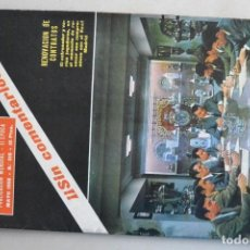 Coleccionismo deportivo: REVISTA REAL MADRID NÚMERO 216, MAYO 1968. Lote 121882295