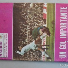 Coleccionismo deportivo: REVISTA REAL MADRID NÚMERO 250 MARZO 1971. Lote 121882383