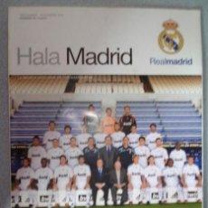 Coleccionismo deportivo: REVISTA OFICIAL DEL REAL MADRID Nº 32 HALA MADRID (SEPTIEMBRE 2009-NOVIEMBRE 2009).. Lote 122578231