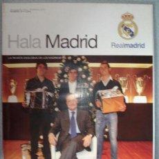 Coleccionismo deportivo: REVISTA OFICIAL DEL REAL MADRID Nº 33 HALA MADRID (DICIEMBRE 2009 - FEBRERO 2010).. Lote 122578567