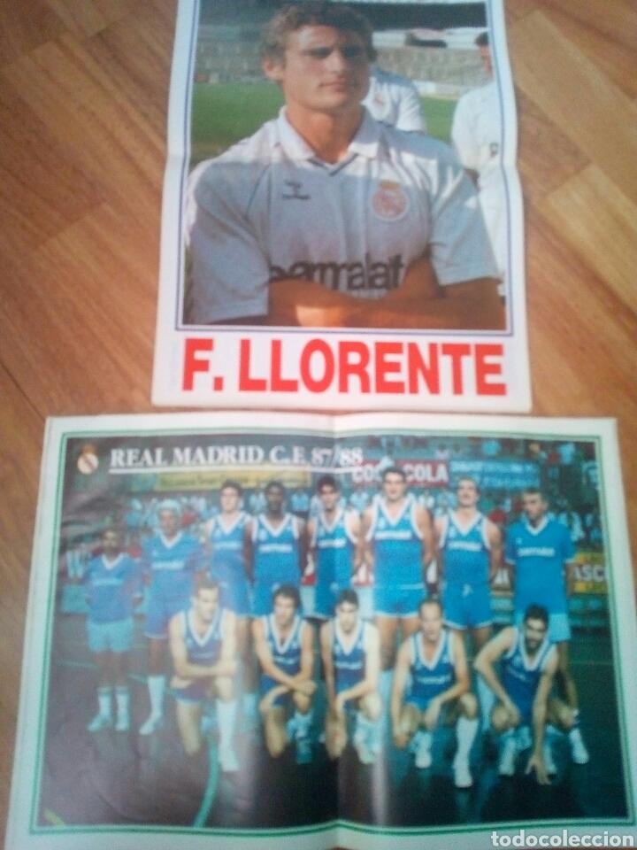 Coleccionismo deportivo: REVISTAS REAL MADRID - Foto 3 - 122600611
