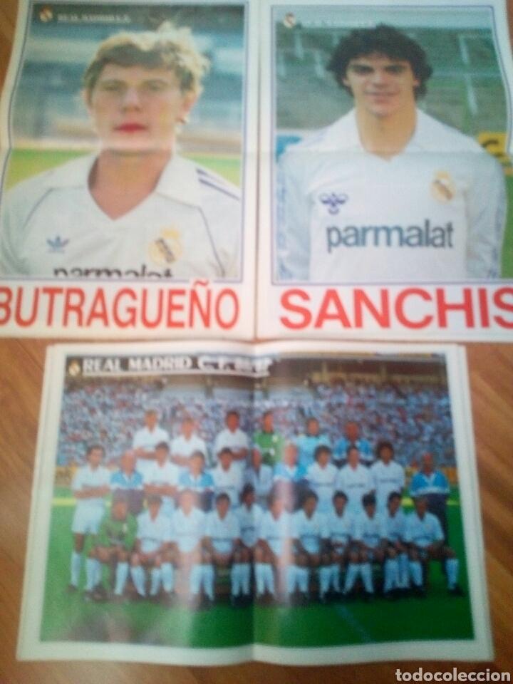 Coleccionismo deportivo: REVISTAS REAL MADRID - Foto 10 - 122600611