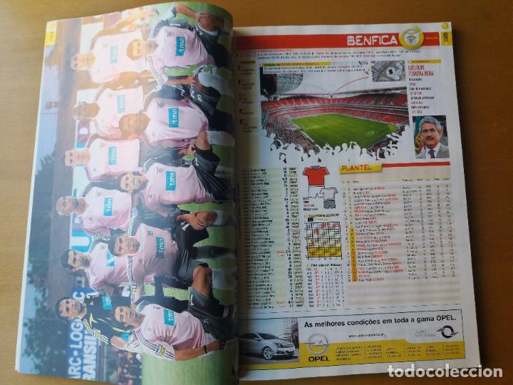 Coleccionismo deportivo: A BOLA . LIGA PORTUGUESA 2007-2008. - Foto 3 - 123519471