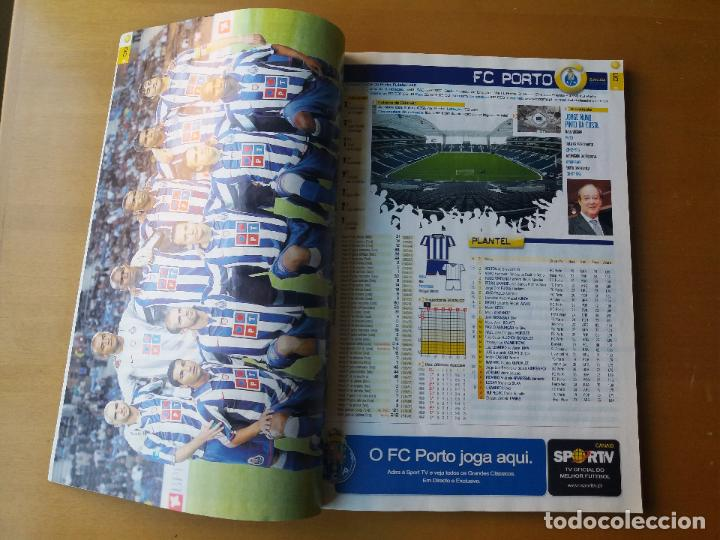 Coleccionismo deportivo: A BOLA . LIGA PORTUGUESA 2007-2008. - Foto 5 - 123519471
