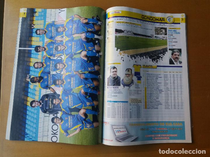 Coleccionismo deportivo: A BOLA . LIGA PORTUGUESA 2007-2008. - Foto 6 - 123519471