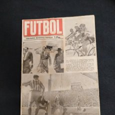 Coleccionismo deportivo: FUTBOL - SEMANARIO DEPORTIVO POPULAR - Nº 17 -. Lote 126026419