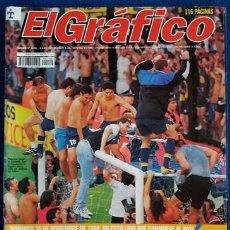 Coleccionismo deportivo: BOCA JUNIORS CAMPEON 1998. Lote 126246547