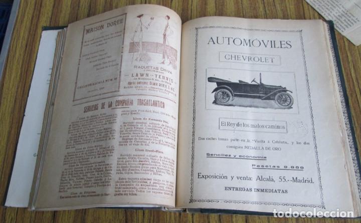 Coleccionismo deportivo: MADRID SPORT Años 1917 a 1918 - Foto 3 - 126313011