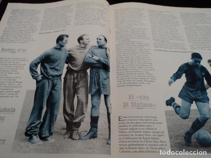 Coleccionismo deportivo: CRONIQUES DEL BARÇA(1899-1991) TEMP.1899/1900 Y RESUMEN RESTO - Foto 3 - 127912339