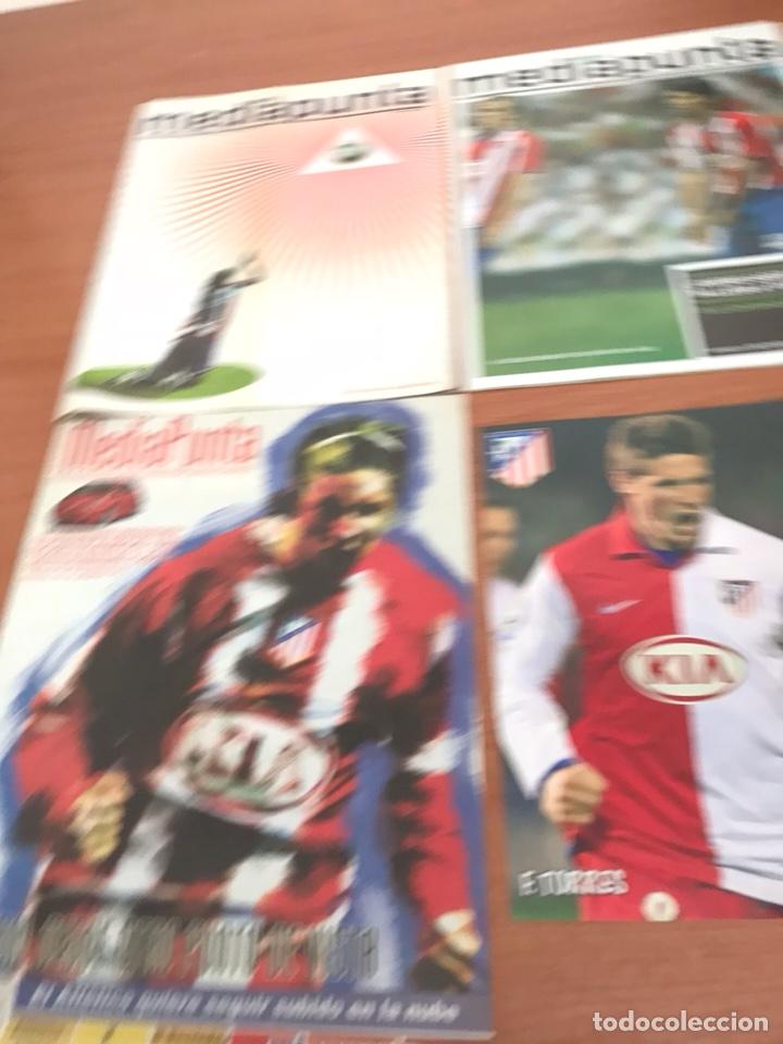 Coleccionismo deportivo: LOTE DE REVISTAS FORZA ATLETI ATLETICO MADRID Y MAS - Foto 6 - 127929954