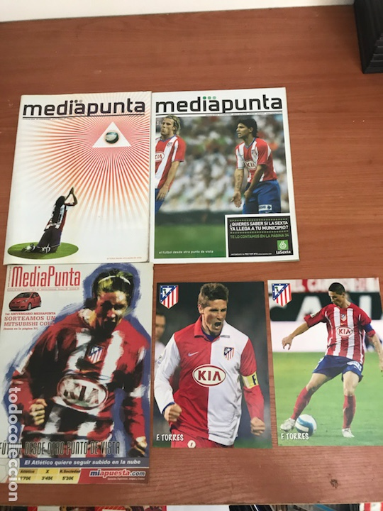Coleccionismo deportivo: LOTE DE REVISTAS FORZA ATLETI ATLETICO MADRID Y MAS - Foto 7 - 127929954