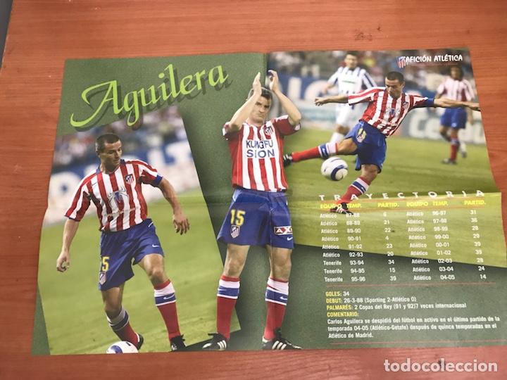 Coleccionismo deportivo: LOTE DE REVISTAS FORZA ATLETI ATLETICO MADRID Y MAS - Foto 9 - 127929954