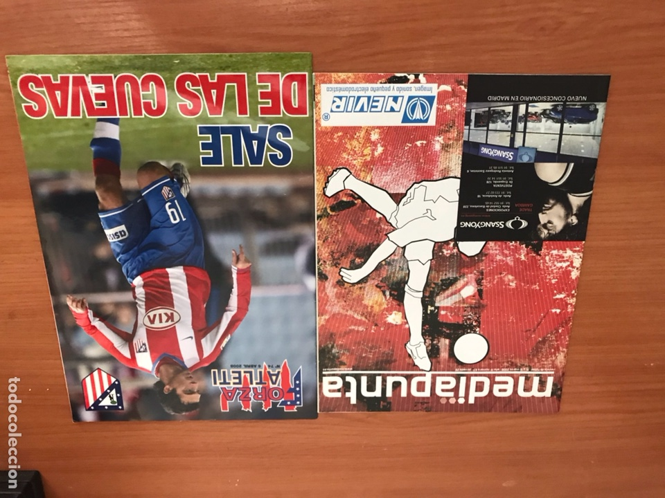 Coleccionismo deportivo: LOTE DE REVISTAS FORZA ATLETI ATLETICO MADRID Y MAS - Foto 10 - 127929954