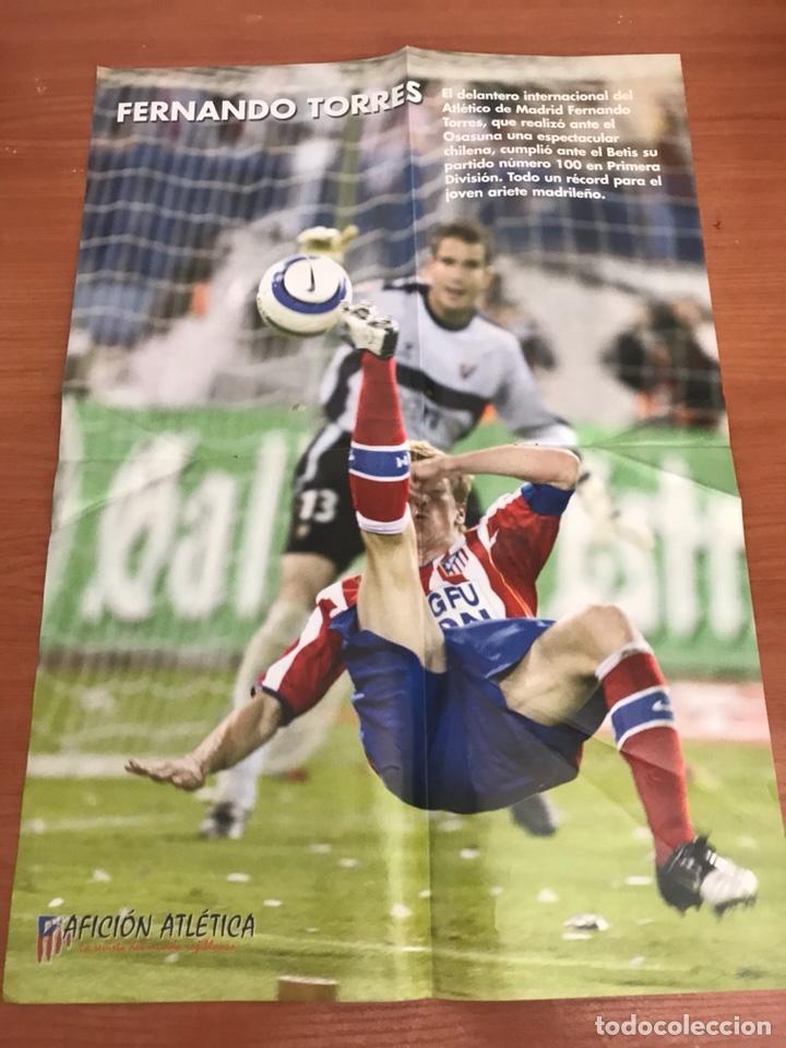 Coleccionismo deportivo: LOTE DE REVISTAS FORZA ATLETI ATLETICO MADRID Y MAS - Foto 11 - 127929954