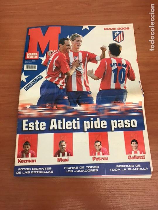 Coleccionismo deportivo: LOTE DE REVISTAS FORZA ATLETI ATLETICO MADRID Y MAS - Foto 13 - 127929954