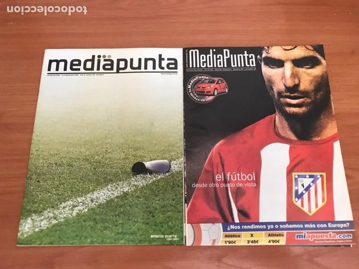 Coleccionismo deportivo: LOTE DE REVISTAS FORZA ATLETI ATLETICO MADRID Y MAS - Foto 14 - 127929954