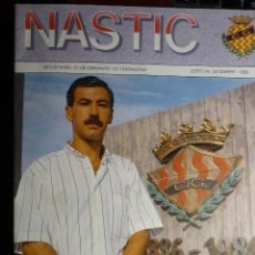 Coleccionismo deportivo: REVISTA BOLETIN NASTIC TARRAGONA.-ESPECIAL SEPTIEMBRE 1989. Lote 128215687