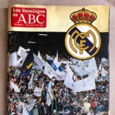 Coleccionismo deportivo: HISTORIA DEL REAL MADRID - LOS DOMINGOS DE ABC, 1/5/1983 -. Lote 129442143