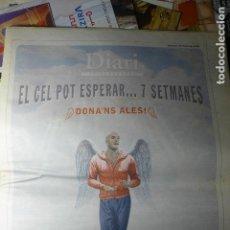 Coleccionismo deportivo: SUPLEMENTO DIARI TARRAGONA DEDICADO AL NASTIC -2006 24 PAG.. Lote 129670167