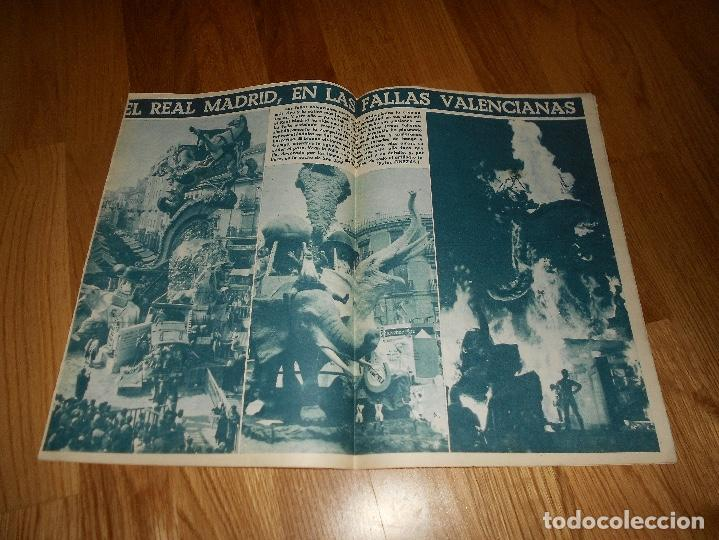 Coleccionismo deportivo: BOLETIN REVISTA OFICIAL REAL MADRID 1960-1961 Nº 131 CAMPEON DE LIGA 60/61 ZAMALEK EL CAIRO-AARHUS - Foto 5 - 129746439