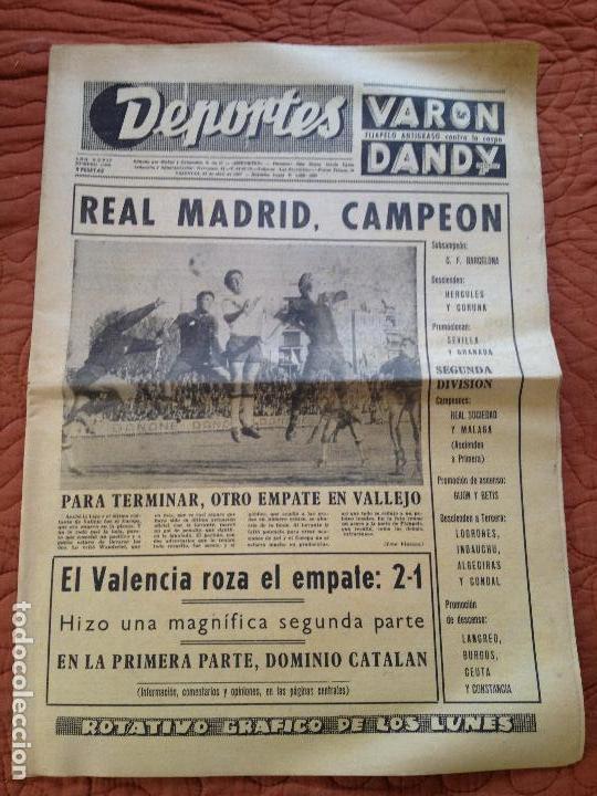 REAL MADRID,CAMPEON 67-68 (Coleccionismo Deportivo - Revistas y Periódicos - otros Fútbol)