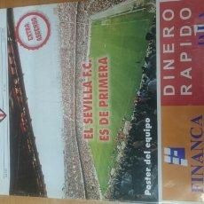 Coleccionismo deportivo: REVISTA SEVILLA FC ASCENSO 1999. Lote 130803109