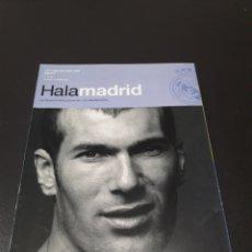 Coleccionismo deportivo: REVISTA HALAMADRID. N° 8. SEPTIEMBRE - NOVIEMBRE 2003.. Lote 130907600