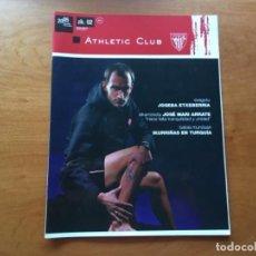 Coleccionismo deportivo: REVISTA OFICIAL ATHLETIC CLUB BILBAO N°2 DICIEMBRE 2005. Lote 131135780