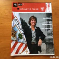 Coleccionismo deportivo: REVISTA OFICIAL ATHLETIC CLUB BILBAO N°7 OCTUBRE 2006. Lote 131135800