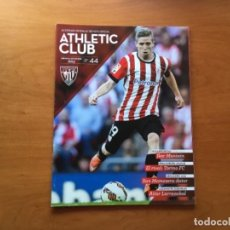Coleccionismo deportivo: REVISTA OFICIAL ATHLETIC CLUB BILBAO N°44 DICIEMBRE 2014. Lote 131193804