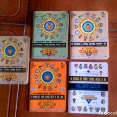 Coleccionismo deportivo: LOTE DE SUPERDINAMICOS AÑOS 1978,79 1977,78,1972,73,1978,79,1979,1980. Lote 131240499